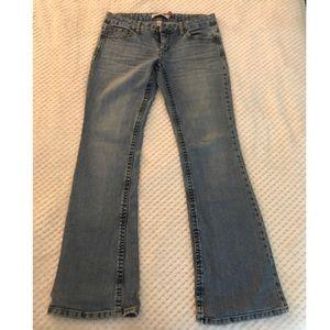 AE Skinny Flare Jeans
